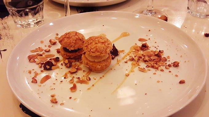 image choux craquants restaurant signature montmartre
