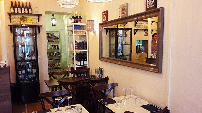 image salle restaurant signature montmartre