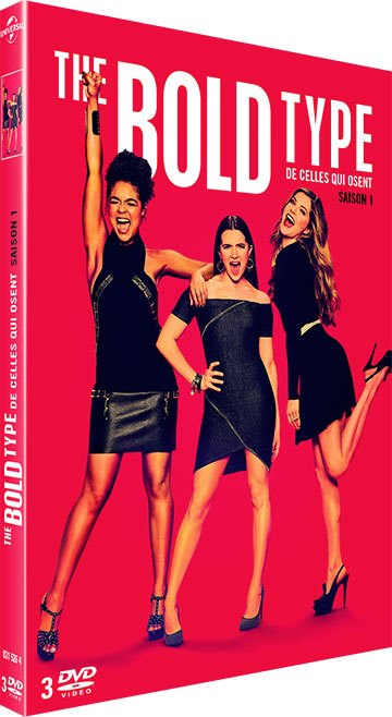 image coffret dvd the bold type saison 1 universal pictures video
