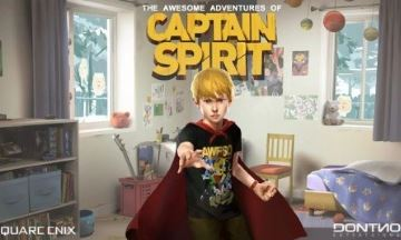 image test captain spirit
