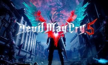 image logo devil may cry 5
