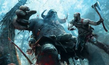 image critique god of war artbook officiel