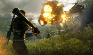 image news just cause 4