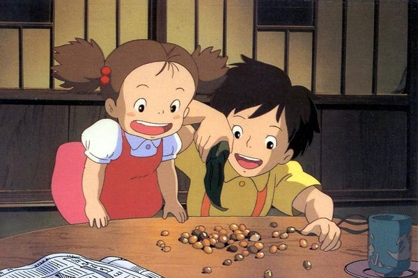 image mei satsuki glands mon voisin totoro hayao miyazaki