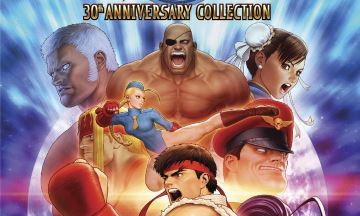 image test street fighter 30th anniversary