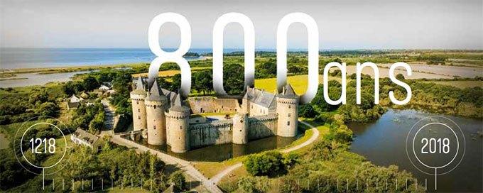 image château de suscinio 800 ans