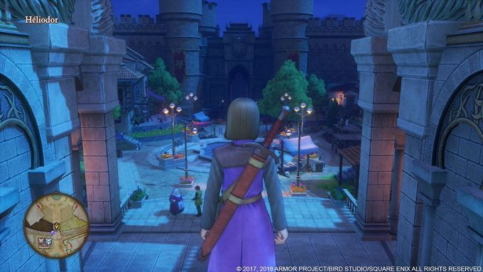 image preview dragon quest 11