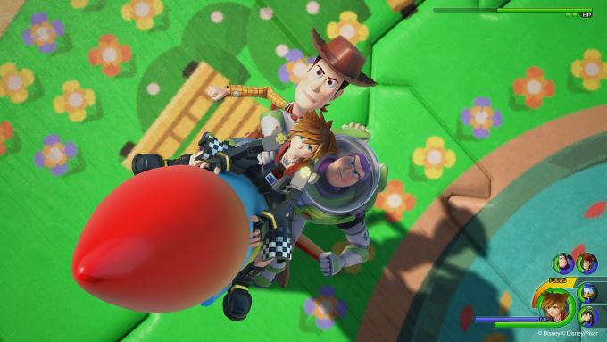 image toy story kingdom hearts 3