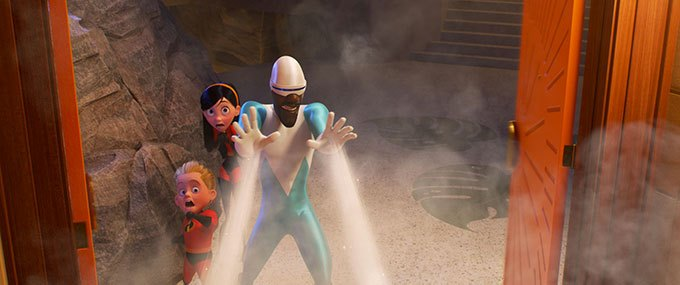 image flash violet frozone les indestructibles 2 brad bird pixar