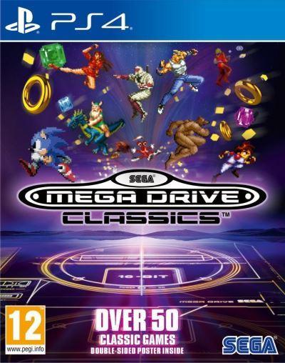 image concours sega mega drive classics
