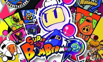 image super bomberman r