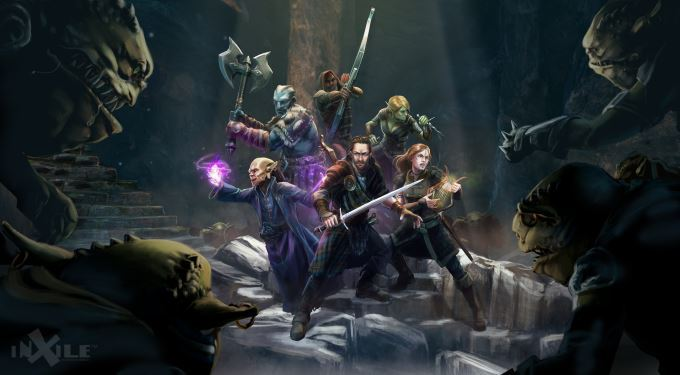 image art thee bard's tale iv