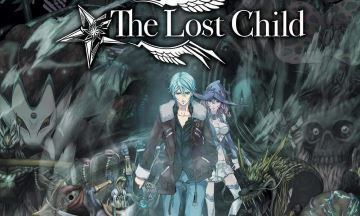 image test the lost child