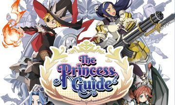 image test the princess guide