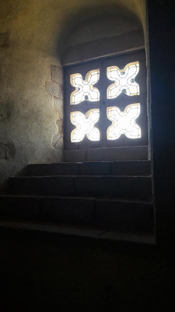 image fenêtres à marches château de suscinio