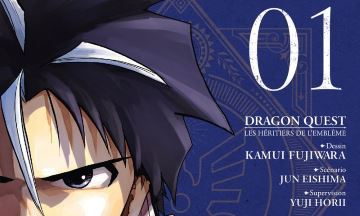 image couverture dragon quest roto tome 1