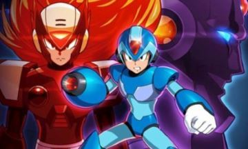 image test mega man x legacy collection 2