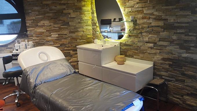 image cabine de soins miramar la cigale hôtel thalasso et spa arzon bretagne