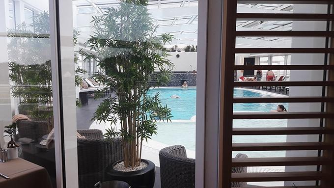 image piscine miramar la cigale hôtel thalasso et spa bretagne