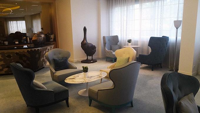 image salon miramar la cigale hôtel bretagne