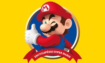 image livre super mario encyclopedia