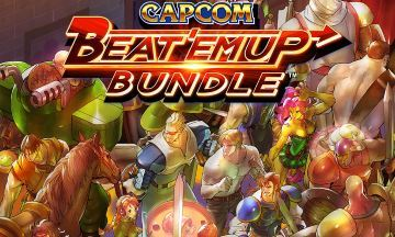 image test capcom beat'em up bundle test