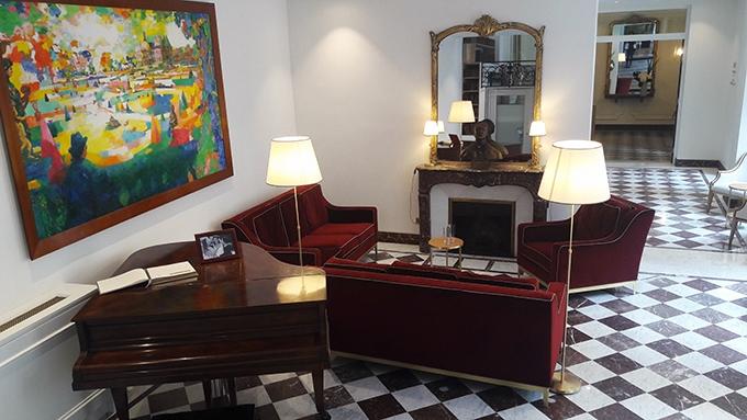 image salon rez-de-chaussée hôtel alfred sommier paris madeleine