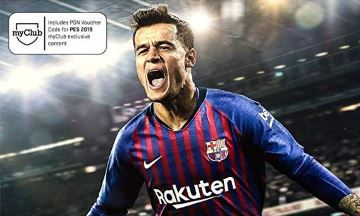 image test pro evolution soccer 2019