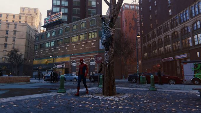 impage playstation 4 spider-man