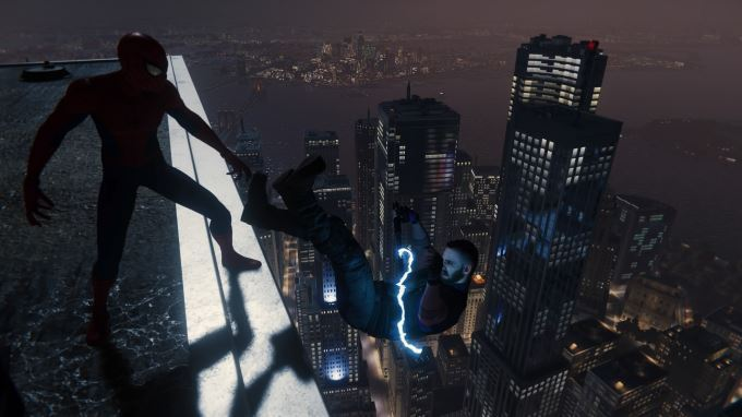image ps4 spider-man