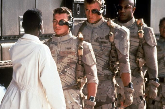 image critique universal soldier