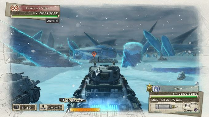 image gameplay valkyria chronicles 4