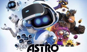 image test astro bot rescue mission