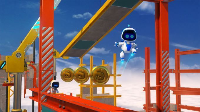 image mission astro bot rescue mission