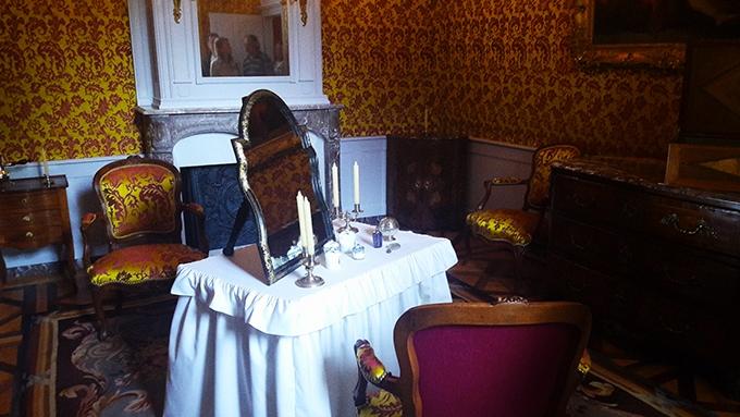 image chambre madame denis château de ferney-voltaire