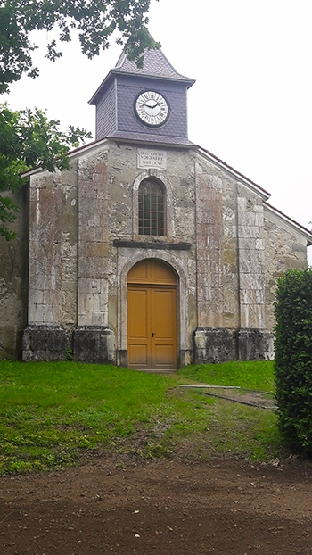 image chapelle château de ferney-voltaire
