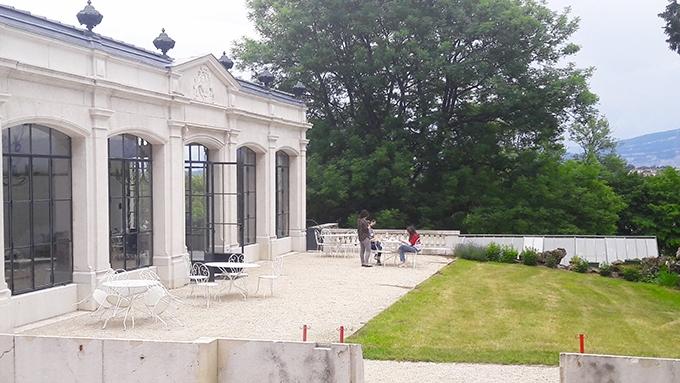 image orangerie château ferney-voltaire