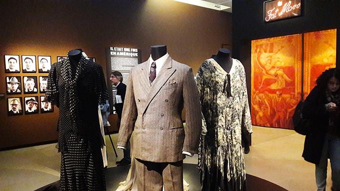 image costumes il était une fois en amérique exposition sergio leone cinémathèque française