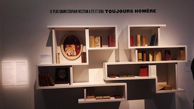 image section influences livres de collection exposition sergio leone cinémathèque française