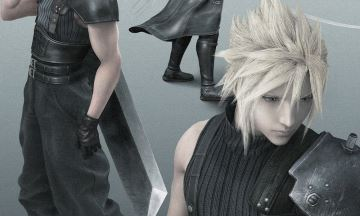 image critique final fantasy 7 ultimania