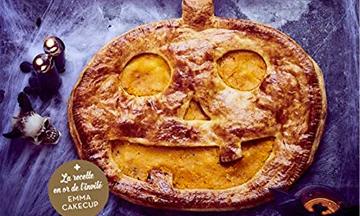 image gros plan couverture la cuisine d'halloween vincent amiel éditions solar
