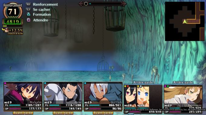 image jeu labyrinth of refrain