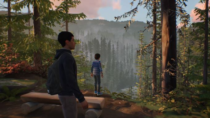 image gameplay life is strange 2