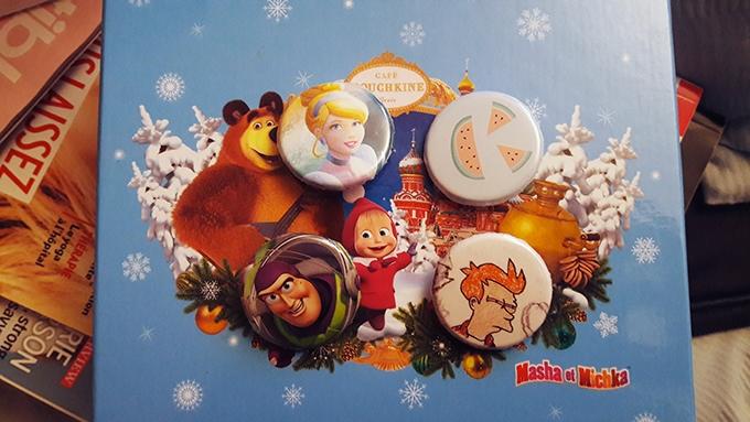 image collection badges crées avec badge it bandai