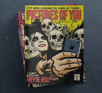 image comic book series tales from the smith butcher billy