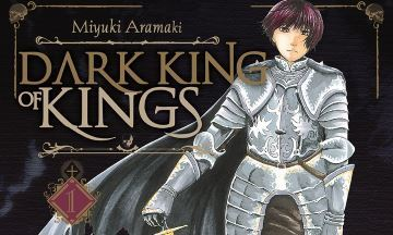 image critique dark king of kings tome 1