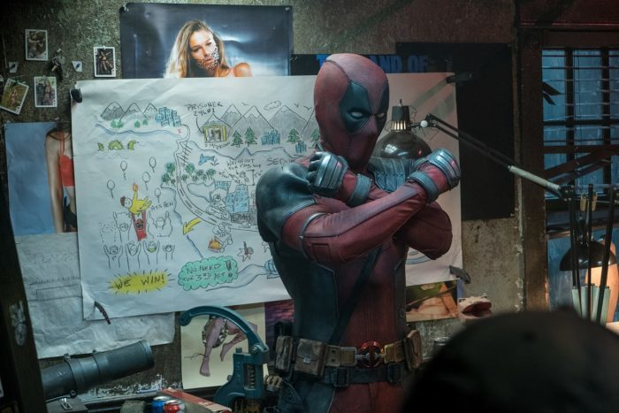 image ryan reynolds deadpool 2