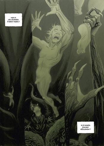 image planche 4 bd kraken emiliano pagani bruno cannucciari