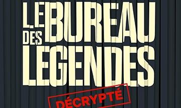 image gros plan couverture le bureau des légendes décrypté bruno fuligni éditions l'iconoclaste