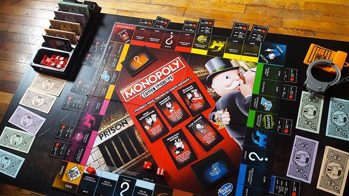 image plateau test monopoly édition tricheurs